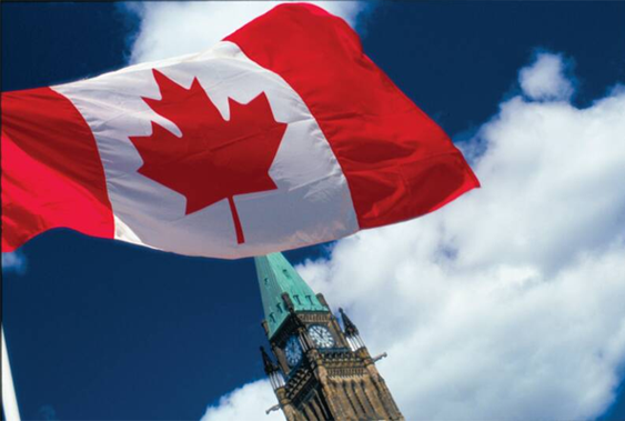 Canada citizenship application test